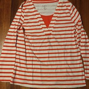 3/$12 Striped shirt